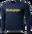 #BulldogNation Performance Tee Long Sleeve - Navy