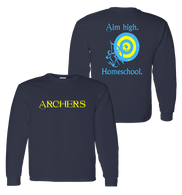 Archers Long Sleeve Tee - Youth and Adult