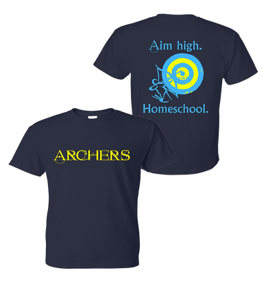 Archers Tee - Front and Back