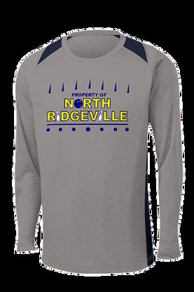 Mens Front - North Ridgeville Blowing logo