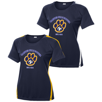 OFSA Ladies Colorblock Competitor Tee