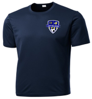 OF Lady Bulldogs Soccer DriFit Tee - Navy