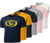 Colors - Navy, Gold, Iron Grey, Neon Pink, White