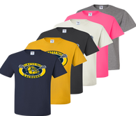 Short Sleeve - Navy, Gold, Charcoal Grey, White, Cyber Pink, Oxford