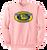 OF Lacrosse Crewneck Sweatshirt - Pink