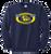 OF Lacrosse Crewneck Sweatshirt - Navy