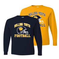 Bulldog Youth Football LS Tee