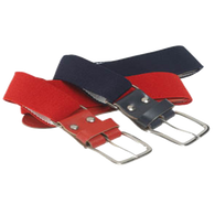 Navy and Red Shown