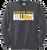 Bulldog Shadow Crewneck - Charcoal