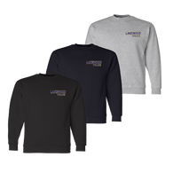 LPD Crewneck - Black,Navy,Dark Ash