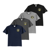 LPD Youth Tee - Navy,Charcoal,Athletic Heather,Black