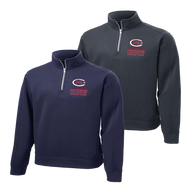 Cleveland Kickers 1/4 Zip - Navy, Graphite