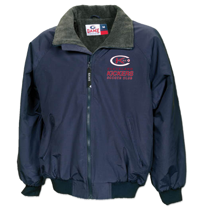 Cleveland Kickers 3 Season Jacket