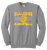 OFBA Basketball Crewneck - Athletic Heather