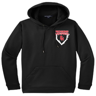 Heights Softball 2015 Hooded Sweatshirt (S028)