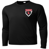 Heights Softball 2015 Performance LS Tee (S028)