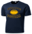 Bulldog Football Performance Tee - Navy