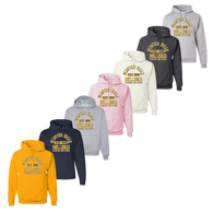 Bulldogs Swim & Dive Hoody
