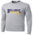 Bulldogs Swim & Dive Performance Tee LS - Silver