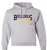 Bulldogs Swim and Dive Hoody - Ash
