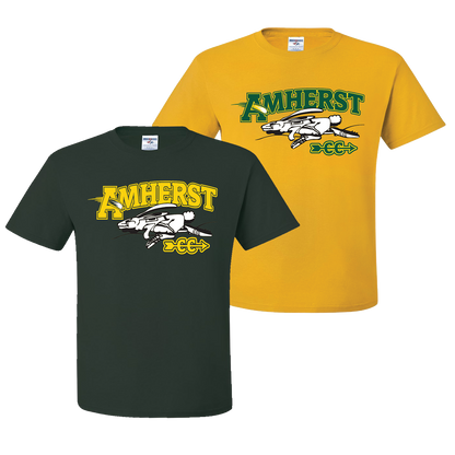 Amherst Cross Country Tee