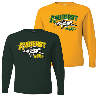 Amherst Cross Country LS Tee