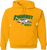 Amherst Cross Country Hoody - Gold