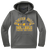 Bulldogs Swim & Dive Performance Hoody - Dark Smoke Grey
