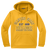 Bulldogs Swim & Dive Performance Hoody - Gold