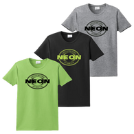 Neon Swim Ladies Tee - Set