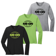 NEON Swim Ladies Tee LS - Set
