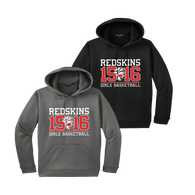 Cuyahoga Heights Girls Basketball Performance Hoody - Set