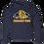 Olmsted Falls Hockey Hoody - Navy