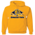 Olmsted Falls Hockey Hoody - Gold