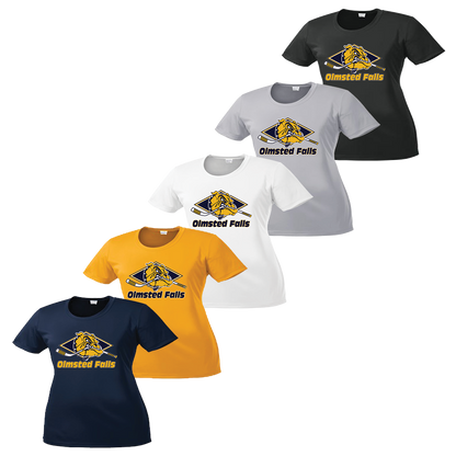 Olmsted Falls Hockey Ladies Performance Tee - Set