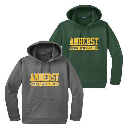 Amherst Indoor Track & Field Performance Hoody