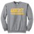 Amherst Indoor Track & Field Crewneck - Athletic Heather