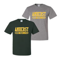 Amherst Indoor Track & Field Tee