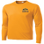 Olmsted Falls Hocky Performance LS Tee - Navy