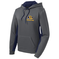 Olmsted Falls Hockey Ladies Colorblock Hoody (S065)