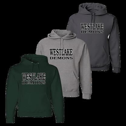 Westlake Demons Hoody