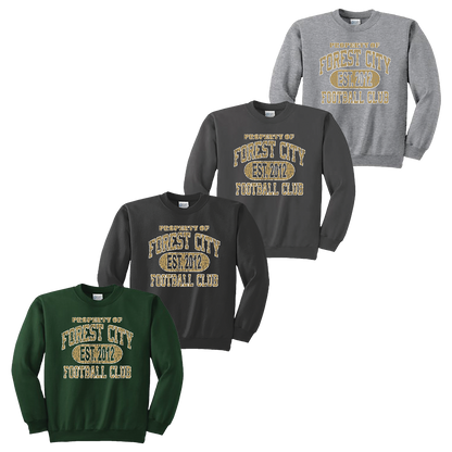 Property of Forest City FC Sweatshirt