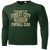 Property of Forest City FC Performance Tee Long Sleeve - Forest Green