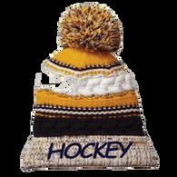 Olmsted Falls Hockey Pom Pom Team Beanie (RYCO115)