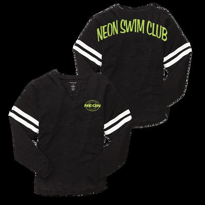 NEON Swim POM-POM Varsity Jersey