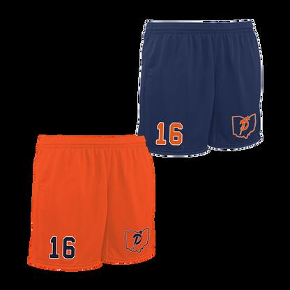 Premier Ohio Coaches Shorts