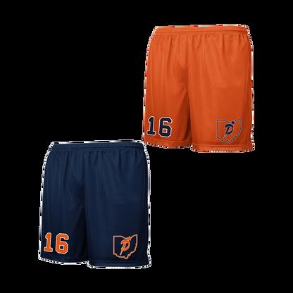 Premier Ohio Baseball Shorts