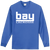 Bay Lacrosse Long Sleeve Tee - Royal