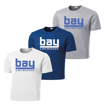 Bay Lacrosse Performance Tee