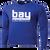 Bay Lacrosse Long Sleeve Performance Tee - True Royal